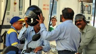 From June 1, no Fuel Sans Helmet in Noida, Greater Noida