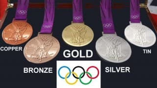 Olympic Games medals to be eco-friendly