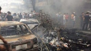 Iraq: Twin explosions in Baghdad kill at least 75; ISIS claims responsibility