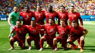 Euro champ Portugal rise to sixth in FIFA rankings