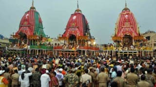 Rath Yatra 2016 Live Streaming: Watch the annual Puri Jagannath Rath Yatra live on DD National