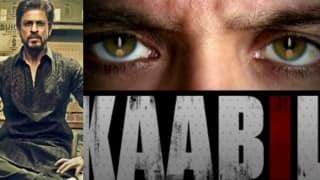Raees vs Kaabil: Shah Rukh Khan pays midnight visit to the Roshans dissolve clash