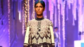 Monsoon Diaries: Rahul Mishra dedicates collection to nature at India Couture Week 2016