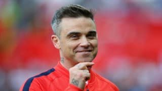 Robbie Williams launches own emojis