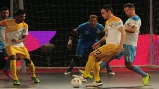 Futsal is like like T20 cricket: Ryan Giggs