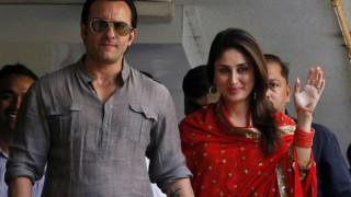 Saif Ali Khan-Kareena Kapoor Khan deny sex determination test ahead of baby birth