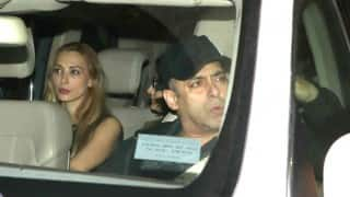 Iulia Vantur was the only 'outsider' in Salman Khan's private Sultan success bash