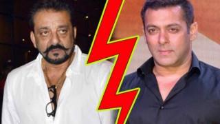 संजय दत्त की बर्थडे पार्टी में नहीं आए सलमान खान