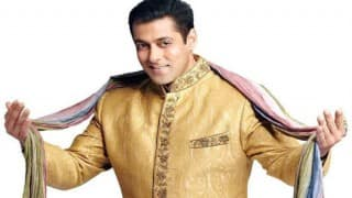 There is a family pressure to get married, says Salman Khan