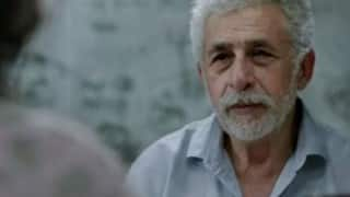 This short film starring Naseeruddin Shah and Shweta Basu beautifully convinces you to give love a second chance!