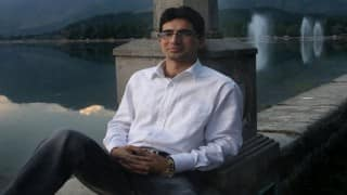 Shah Faesal, Kashmir IAS topper, lashes out at national media for it's sadistic propaganda; threatens to resign