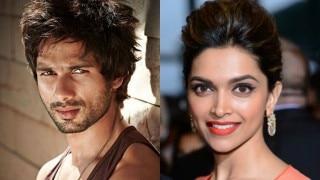 Will Shahid Kapoor romance Deepika Padukone in Padmavati?