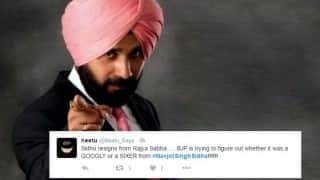 We don't know if Navjot Singh Sidhu will join AAP after quitting BJP, but these tweets will make you 'Thoko Taali'