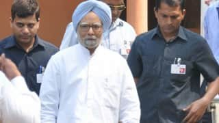 Manmohan Singh had a narrow escape in 2007 when his flight nearly crashed