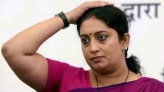 Calling Sushma Swaraj 'Didi', Here's Why Smriti Irani Wrote 'Have an Axe to Grind With You'