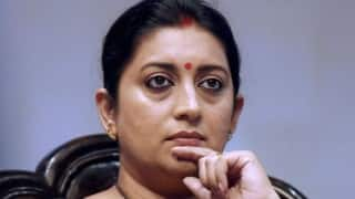 Made efforts in last two years to improve education: Smriti Irani