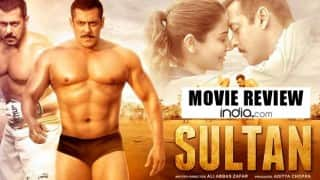 Sultan quick movie review: Salman Khan starrer is outstanding; Aamir Khan should WATCH OUT!