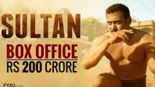 Sultan box office: Salman Khan's film becomes first to cross Rs 200 crore in 7 days!