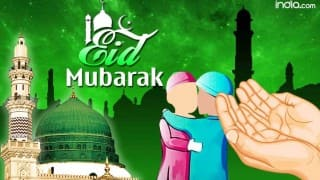 Eid Mubarak 2016 Whatsapp & Facebook Status: Best Eid-al-Fitr Mubarak Whatsapp, Facebook Status & DP Messages