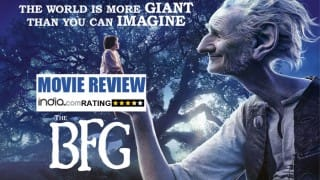 The BFG movie review: Steven Spielberg's fantasy tale of Roald Dahl's Big Friendly Giant is truly spectacular!