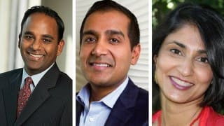 Indian Americans Dipal Doshi, Sachin Jain, Rupal Patel Named Aspen Institute Health Innovators Fellows