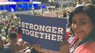 Indian Americans at DNC Hope for Greater Presence in Clinton Government