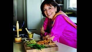 Madhur Jaffrey: From School Plays to International Cooking Show