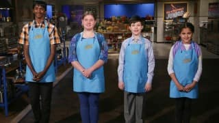 Fremont Indian American Teen Shows Off Culinary Skills on 'Chopped Junior'