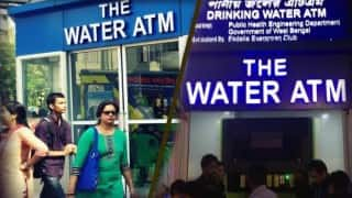 West Bengal Government Pilots Innovative Water ATMs in Kolkata