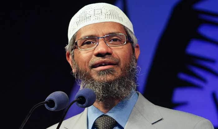 Govt vows action against Zakir Naik