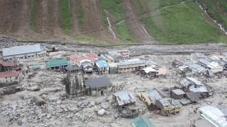 Ten killed in rain-related incidents in Uttarakhand