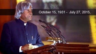 #APJAbdulKalam Twitter pays tribute to the People's President on his death anniversary