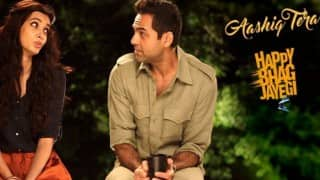 Happy Bhag Jayegi song Aashiq Tera exclusive: Divinely melodious number from Abhay Deol & Diana Penty film (Watch video)