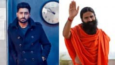Abhishek Bachchan, Baba Ramdev to be Star Attractions at India Day Parade in New York