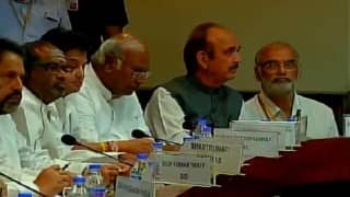 Ahead of Monsoon session, Government calls all-party meet: 'Congress ready to support all bills', says Ghulam Nabi Azad on GST