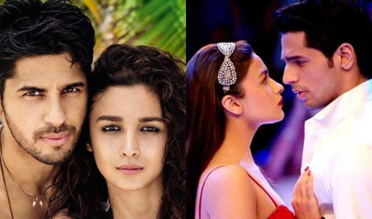 See how Sidharth Malhotra reacts when Alia Bhatt refers to ...
