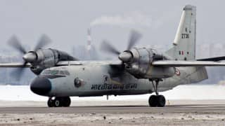 लापता विमान एएन-32 का कोई पुख्ता सुराग नहीं: पर्रिकर