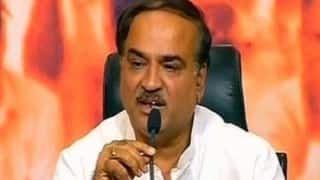 Parties favour taking GST to 'logical conclusion': Ananth Kumar