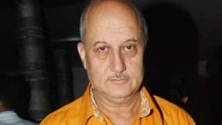 Anupam Kher to play politician in 'Welcome Back Gandhi