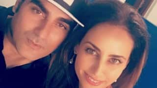 Who's this mystery girl with Arbaaz Khan in Goa?