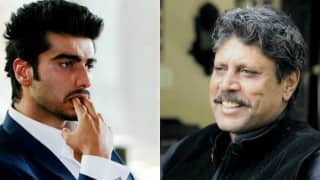 Will Arjun Kapoor fit into Kapil Dev's shoes for his next?