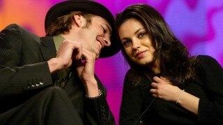 Mila Kunis considers family before work!