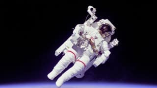 'Trip to Mars could cause dementia in astronauts' says new study