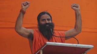 1,900 BSF men begin yoga session at Baba Ramdev's Haridwar facility