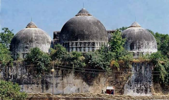 File picture of Babri Masjid