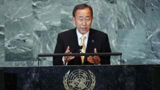 UN chief's office diplomatically fends off 'bulldozing' Pakistani journo's Kashmir question