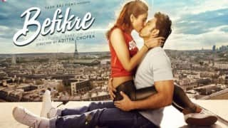 बेफिक्रे फिल्म रिव्यु: फ्रेंच किस सीखनी है तो ही फिल्म को देखने की हिम्मत करें