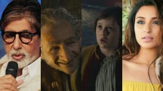Amitabh Bachchan, Parineeti Chopra and Gulshan Grover lends their voice for Steven Spielberg's The BFG