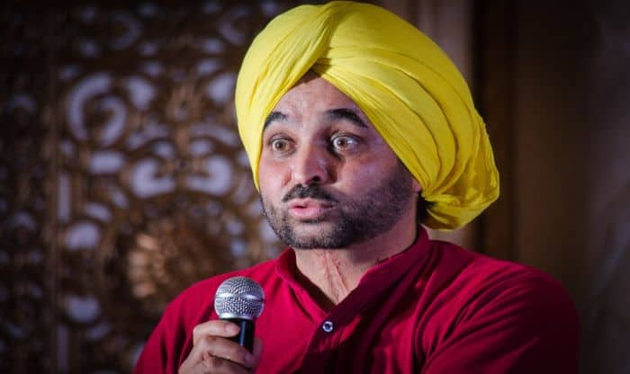 Image result for bhagwant mann