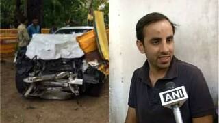 Jaipur: MLA Nand Kishor Mehria's son Sidharth arrested after his speeding BMW kills 3 people
